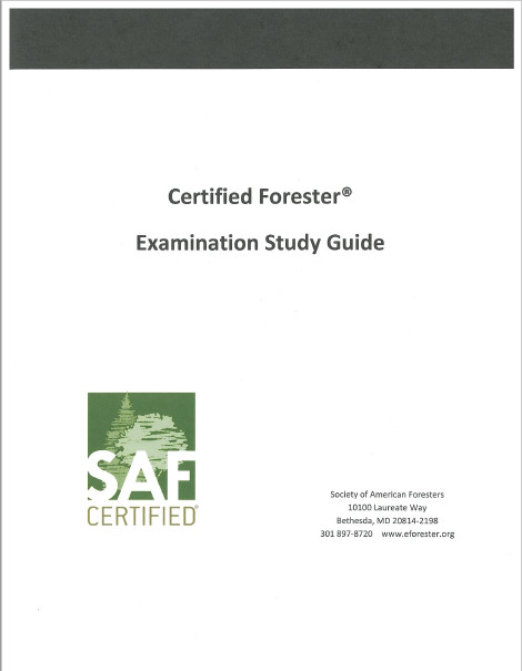 Certified Forester Study Guide