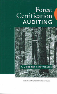 Forest Certification Auditing